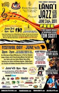 Lanai Jazz Fest 2011