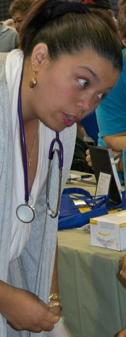 HMSA works with a variety of Hawaii Healthcare providers. Photo courtesy of Maui County Office on Aging.