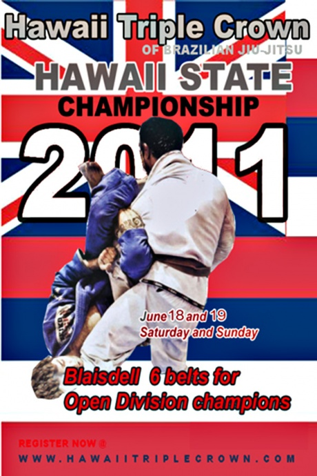 HI Triple Crown BJJ