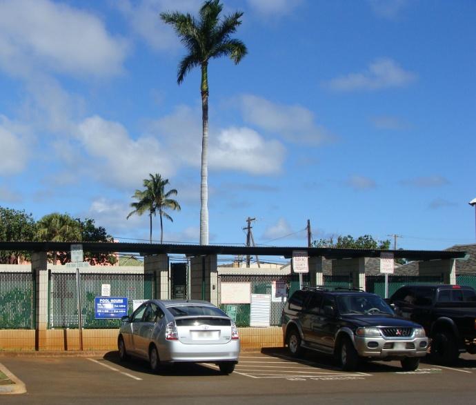Old Wailuku Pool, Maui now file photo.