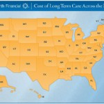 Genworth Financial's Cost of Care Survey 2011 survyes all states on long term health care costs. Photo courtesy of Genworth.