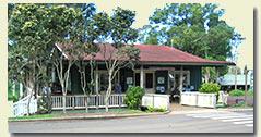 Ulupalakua store at Maui Winery - Tedeschi Vineyards