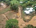 Ka Loko downstream damage, file photo courtesy County of Kauai.