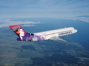 Photo courtesy of Hawaiian Airlines.