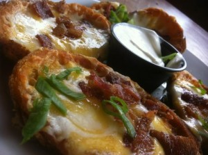 Potato Skins at Ocean's
