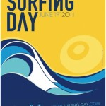 A fun and healthy way to spend your Father's Day. Image by The Surfrider Foundation.