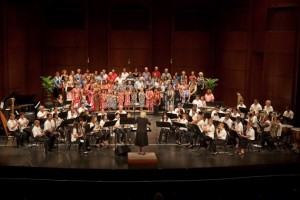 Maui Community Band In Concert
