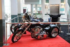 MMA Expo Motorcycles