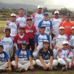 Maui Broncos All Stars 2011, courtesy photo.