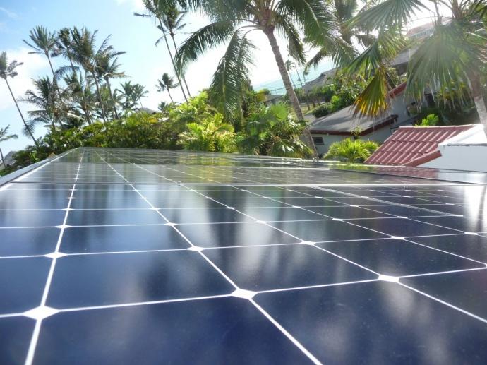 Solar Panels. Photo courtesy of RevoluSun.