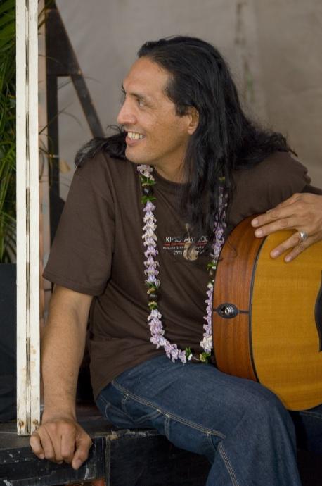 John Cruz, image courtesy of MACC