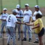 Central East Maui Little League team, photo by Wendy Osher.
