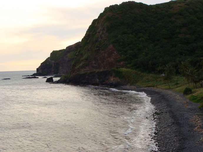 Kipahulu coastline, file photo by Wendy Osher.