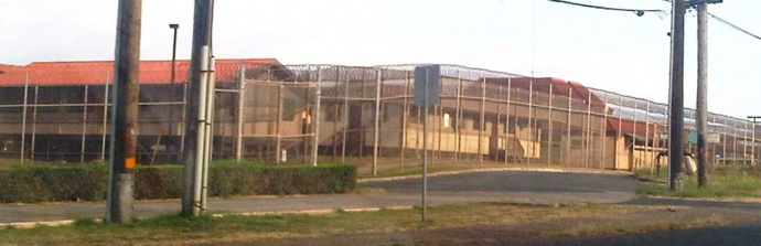 Maui Community Correctional Center. Photo by Wendy Osher.