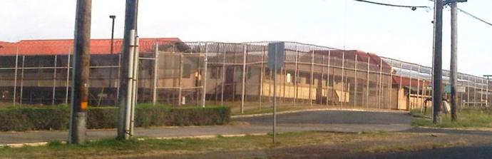 Maui Community Correctional Center.  Photo by Wendy Osher.