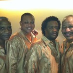 The Stylistics, L to R: Herbert Murrell, Jason Sharp, Eban Brown, and Airrion Love. Photo courtesy of the MACC