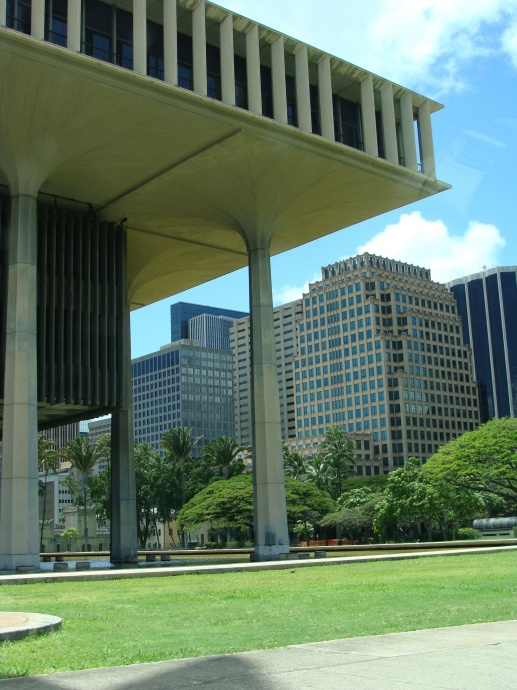 Eight Hawai'i State Buildings Receive Seawater Air Conditioning