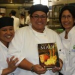 Joy Cabatu, Joanne Kong and Nalani Caulford (left to right), photo courtesy UH Maui College.