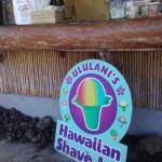 Ululani's Hawaiian Shave Ice, photo by Kristin Hashimoto