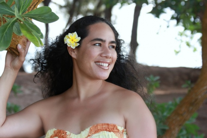 Kainani Kahaunaele, image courtesy of the MACC