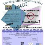 Child Learning Disabilities Focus of Free Conference