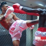 John Visante Jr. Vs Michael Brightmon Destiny Fury II, Photo Courtesy of MMA Hawaii
