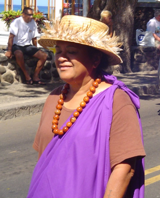 Aunty Patty Nishiyama of Na Kupuna O Maui ia among the key supporters of the bill. File photo by Wendy Osher.