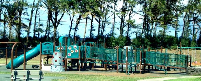 Keopuolani Park, photo by Wendy Osher.
