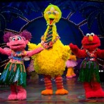 Sesame Street Live, image courtesy of the MACC