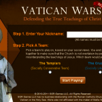 Maui Company Launches Social Network Game Vatican Wars