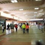 Kahului Airport Check-In Lobby. File photo courtesy of Dept of Transportation.