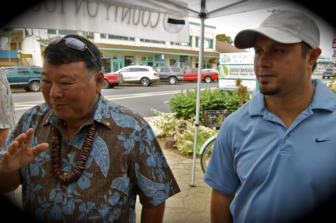 mayor alan arakawa rod antone county on your corner paia