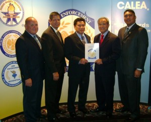 maui police accreditation calea award review yabuta
