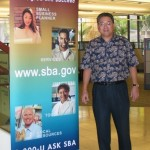 Jerry M. Hirata, SBA Business Development Specialist will be available for consultations with Maui businesses. Photo courtesy of SBA.