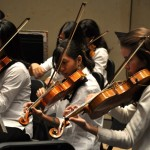 MYPO Strings. Lois Whitney Bisquera / Maui Youth Philharmonic Orchestra.