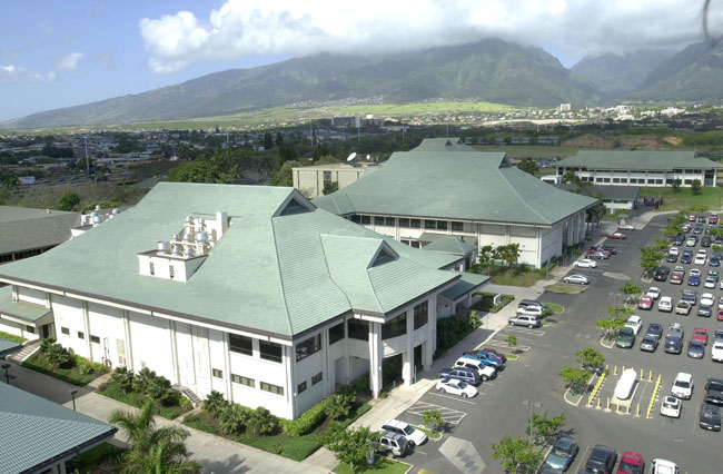 Campus Preparation Underway at University of Hawaiʻi Maui College