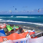 Kite surfing at Hookipa is a great Maui adventure. Hawaii Tourism Authority (HTA) / Ron Dahlquist