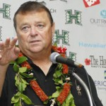Hawaii Opens Football Camp With High Hopes