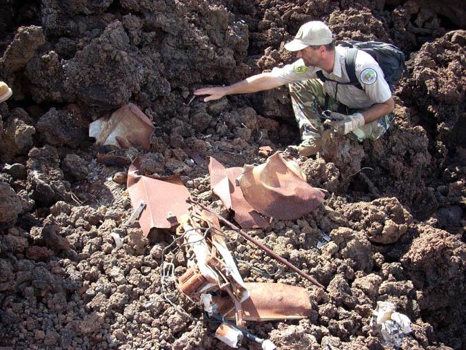 Kanahena inspection photos from USACE November 27-30, 2007 inspection.
