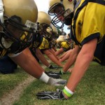 St. Anthony Trojans Open the 8-Man Football Season