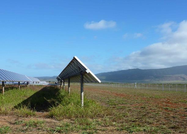 Maui Electric Renewable Energy Procurement on Moloka'i and Lāna'i