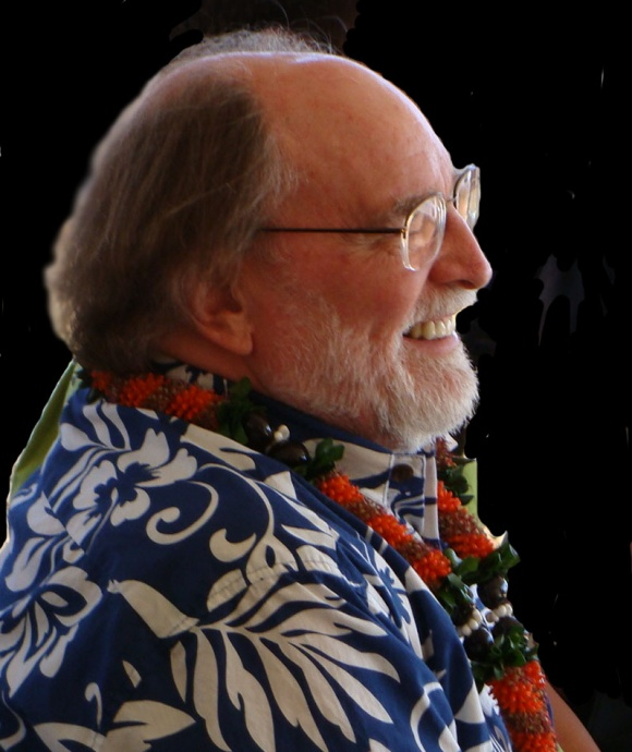 Governor Neil Abercrombie. Profile photo/graphic by Wendy Osher.