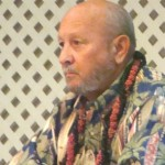 Dr. Leroy Laney, First Hawaiian Bank economist. Photo by Wendy Osher.