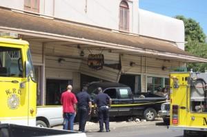 truck crash moana wings hawaii paia