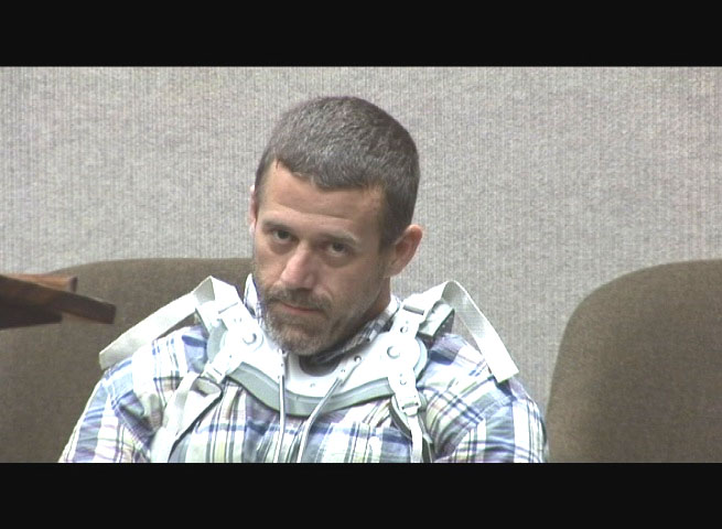 Gerald W. Galaway Jr. appeared for an arraignment and plea hearing on September 13, 2011.  File photo by Wendy Osher.