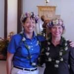 Bobbi Kokx & Jeannine Carr, tournament winners. Courtesy photo.