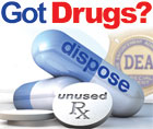 Today is Prescription Drug Take-Back Day