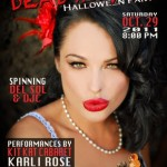 Island Girl Pin-Ups Presents Dead Hollywood