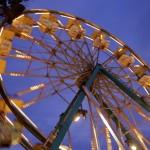 Ferris wheel. Photo by Madeline Ziecker.