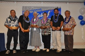Vickers and Mink Honored Posthumously in Maui High Hall of Honor